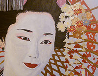 Peintures acrylique