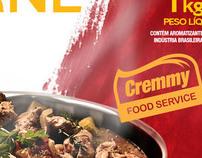 Cremmy (caldos em pó)