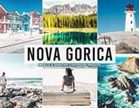 Free Nova Gorica Mobile & Desktop Lightroom Presets