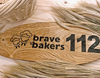 Brave Bakers - Brand Identity