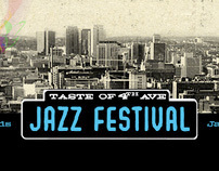 A Taste of 4th Ave Jazz Festival