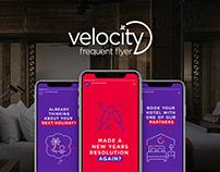Velocity - Social Campaign