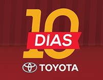 10 DÍAS TOYOTA