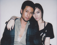 John James Uy & Jessica Yang for STATUS/October 2011