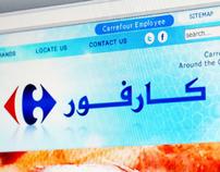 Carrefour: Saudi Style!
