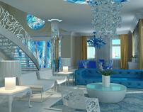 concept villa, Cyprus