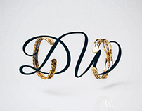 DW Jewellery Shop | Branding