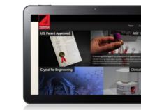Web Experience | Axcentua Pharmaceuticals