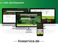Fiva Service Branding