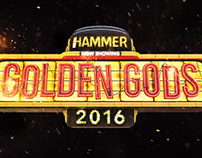Metal Hammer: Golden Gods 2016