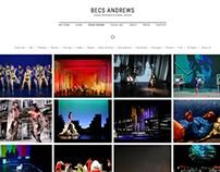 Becs Andrews: Wordpress Website Design & Development