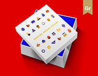 Golden Ring of Russia Branding