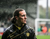 Burton Albion // Clarity Test