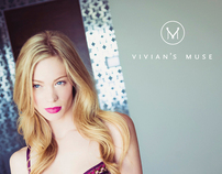 Ad for Vivian's Muse