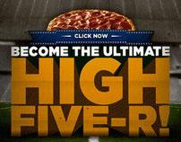 DiGiorno, High Five