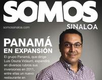 SOMOS Sinaloa / Magazine