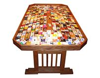 Matchbox Table