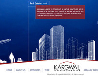 Real Estate Website Concept