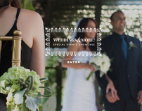 Weddings & More! Showcase Website