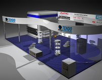 Tendo Electronics & Engineering Show stand 2011