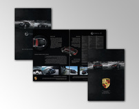 Porsche Targa 4S Project