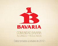 Informe redes sociales Bavaria