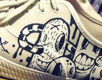 Volley Custom Sneakers