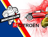 // Michelin Pick up Truck Challenge 2018 & Citroën //