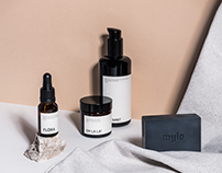 "Natural cosmetics ""Mylo"""