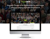 A Web Portal To Change The Way America Votes