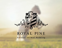 Royal Pine corporate identity