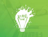 FRESH INC | Logo Design