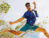 Hawaiian shirt pattern collection for Mamawana