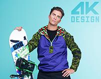 AK DESIGN First man collection