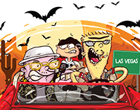 Fear and Loathing in cul de sac