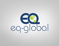 EQ-Global Logo Design