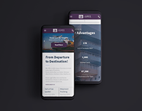 Responsive Mobile Website Design | Jumex