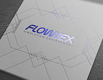 Flownex - Corporate branding for engineering software