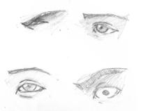 Illustration: Studies on Semi-realism