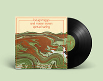 LP& cassette design / Beluga Stone