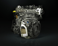Fiat Multijet Diesel Engine