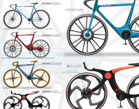 Designer Bicycles