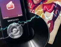 Samsung smart display