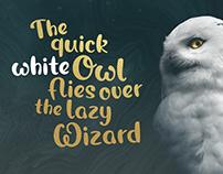 Magic Owl - FREE FONT