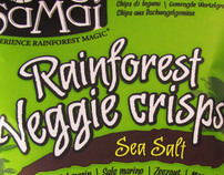 SAMAI - RAINFOREST VEGGIE CRISPS