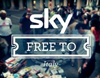 Sky Free to...