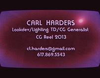 CG Reel 2013