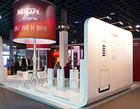 NESTLÉ PROFEESSIONAL BOOTH
