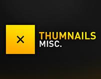 Miscellaneous Thumbnails
