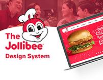 Jollibee Design System Concept